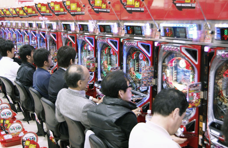 Learn More About the History Of Pachinko